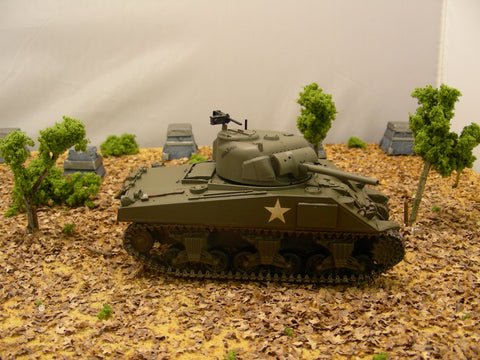 1/48 Sherman 75mm M4A4