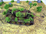 1/48 Early War Tiger in Zimmerit