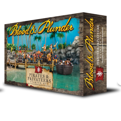 Pirates and Privateers Starter Set