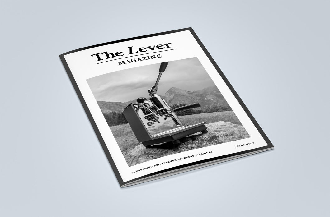The Lever Magazine Issue No. 2
