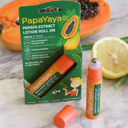 PapaYaya Papaya  Extract Lotion Roll On