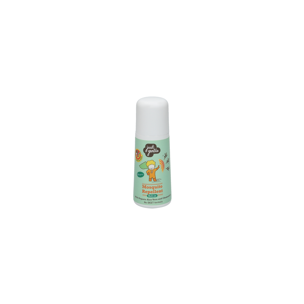Just Gentle Mosquito Repellent- Roll on (60ml)