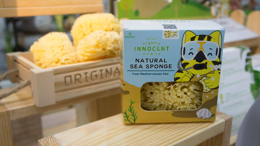Organic Innocent Natural Sea Sponge