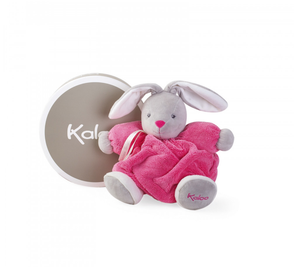 Kaloo Plume - Medium Chubby Raspberry Rabbit
