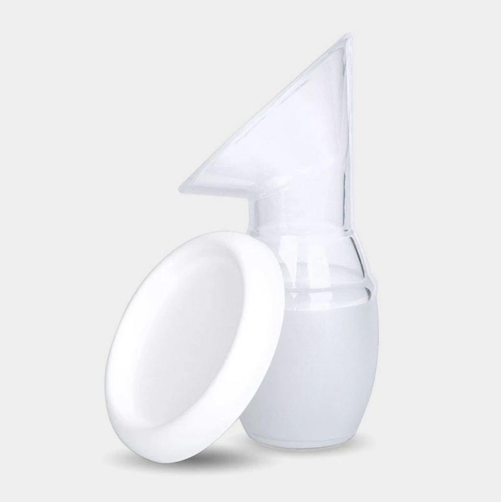 Lavie Milk Collector - Silicone Breast Pump