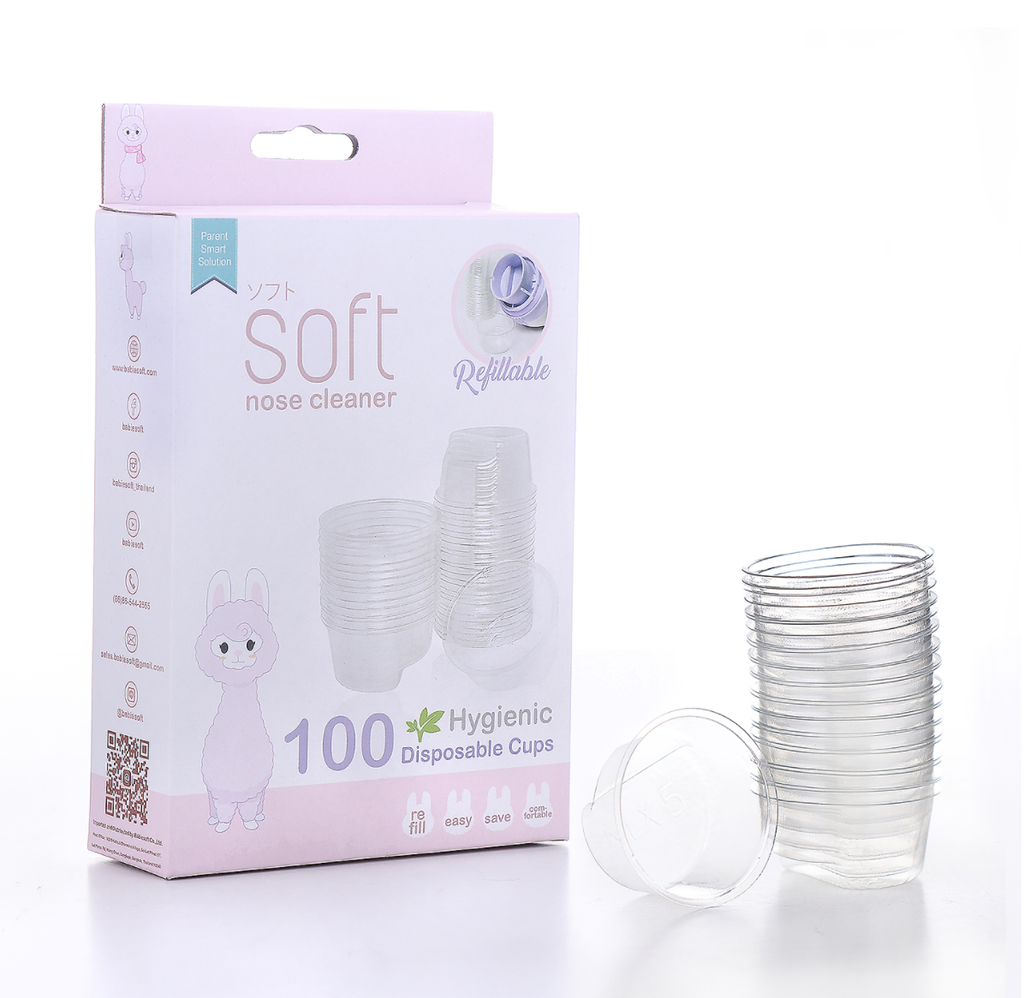 SOFT 100 Hygienic Disposable Cups