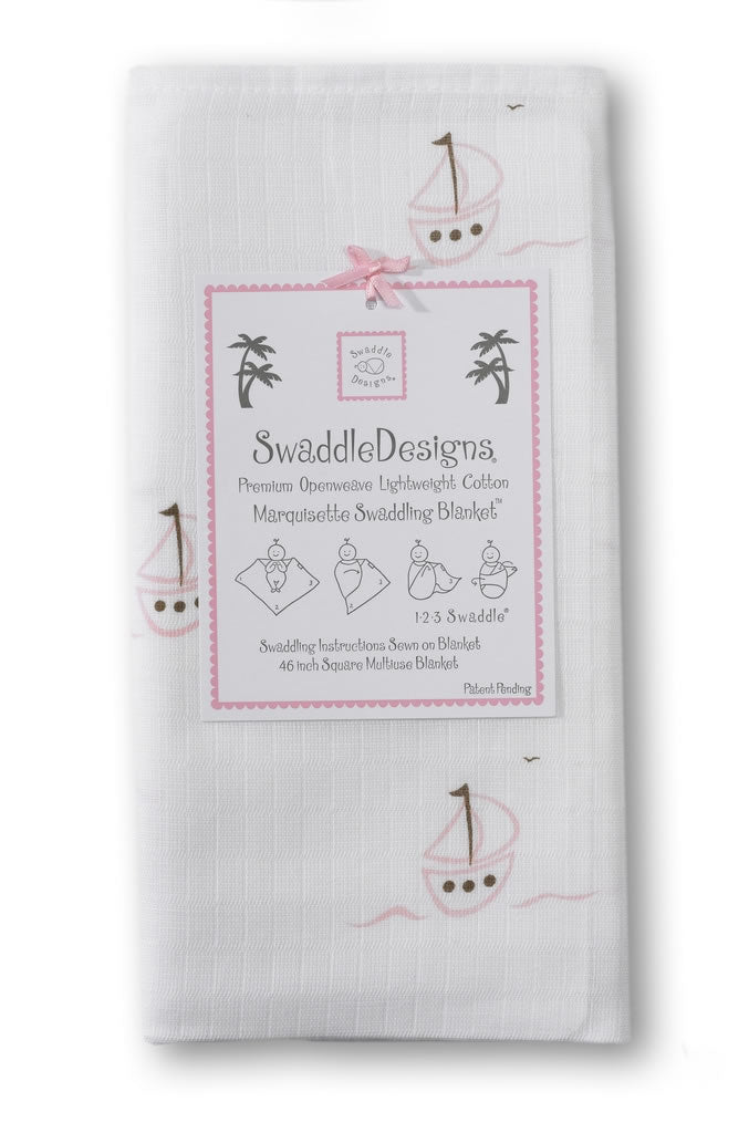 Swaddle Designs Marquisette Blanket