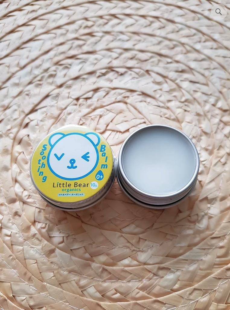 Little Bear Organic Soothing Balm