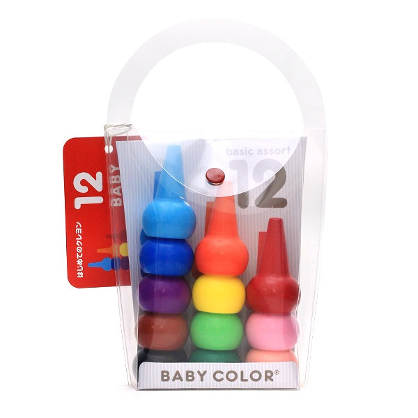 Aozora Baby Color Basic Assort 12 Colors