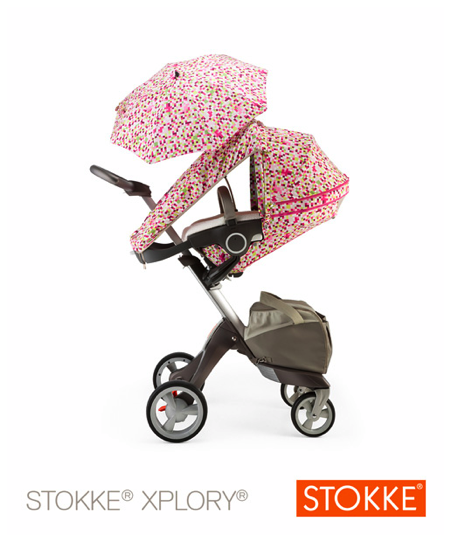 Stokke Stroller Accessories Xplory and Crusi Summer Kit