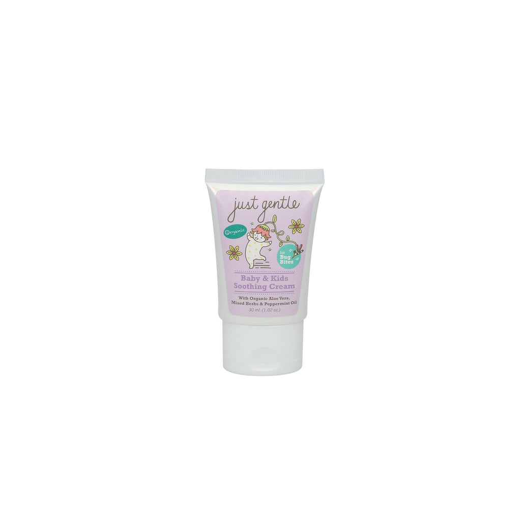 Just Gentle Baby & Kids Soothing Cream