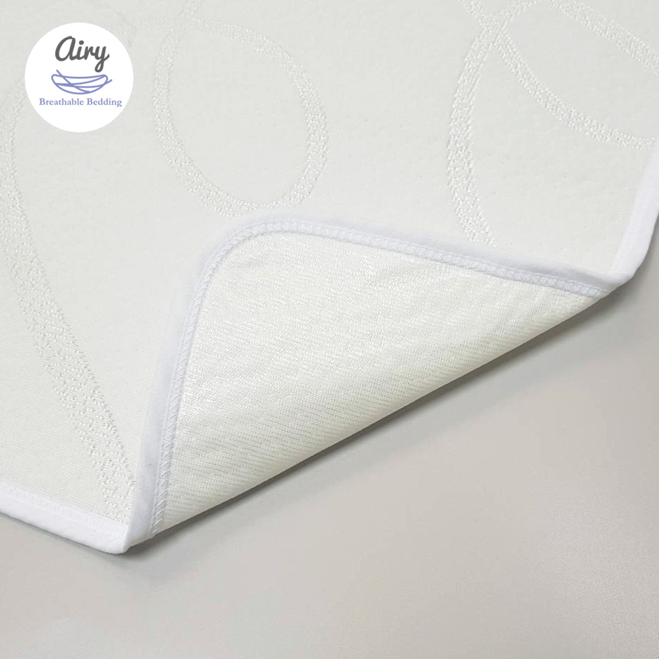 Airy  Waterproof Bed Protector