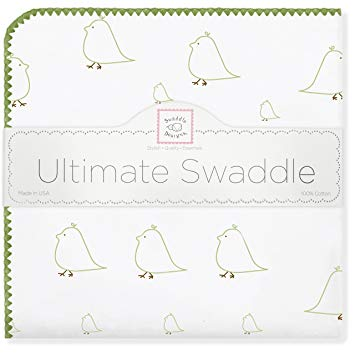 Swaddle Designs Ultimate Receiving Blanket Chickie
