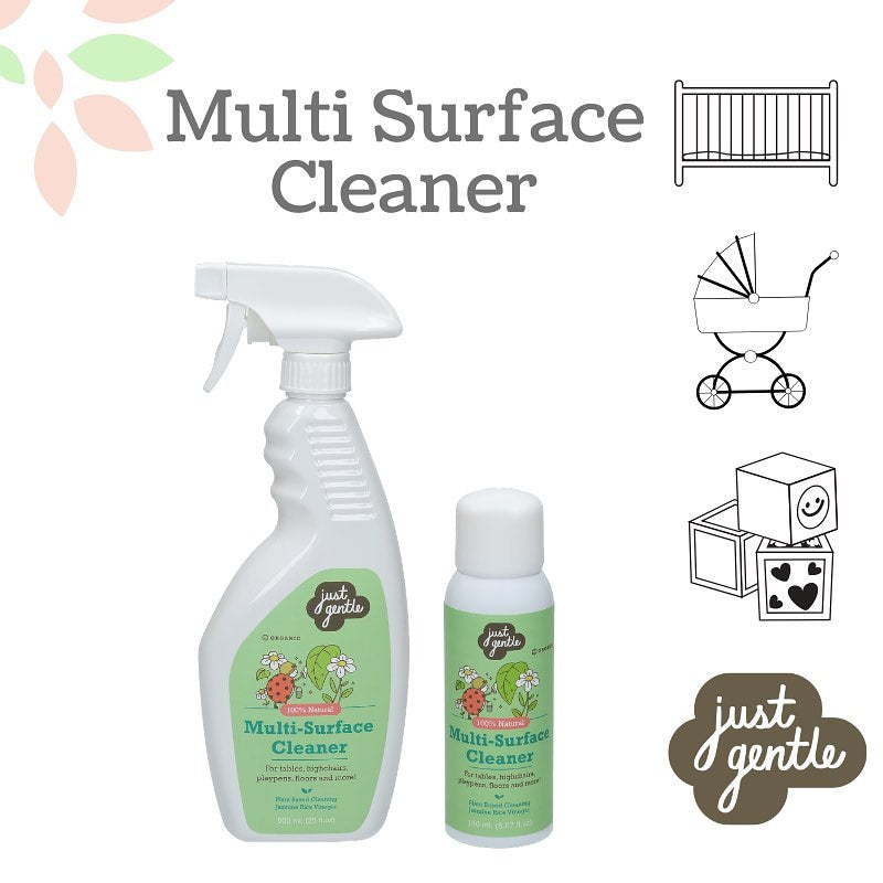 Just Gentle Organic Multi-Surface Cleaner
