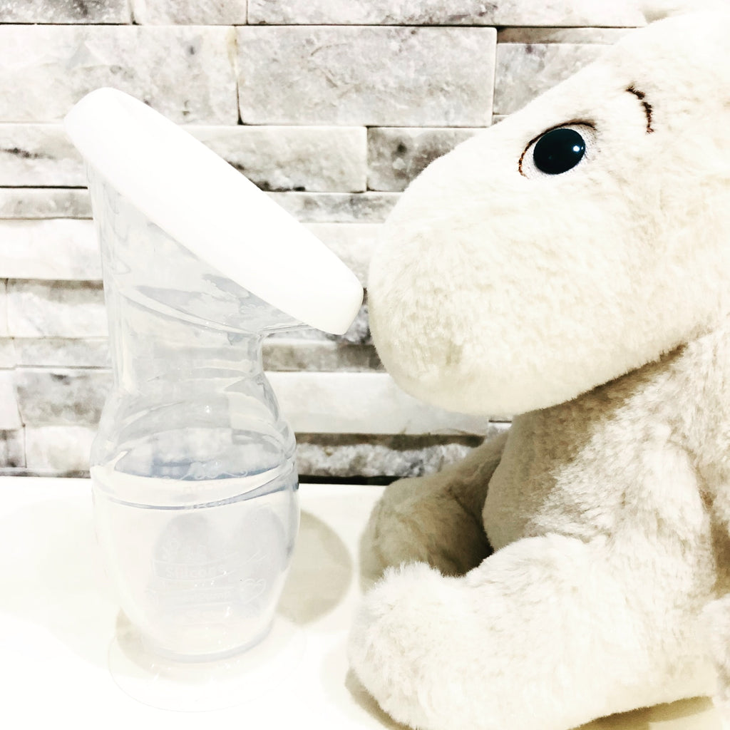 Mister Fox Silicone breast pump