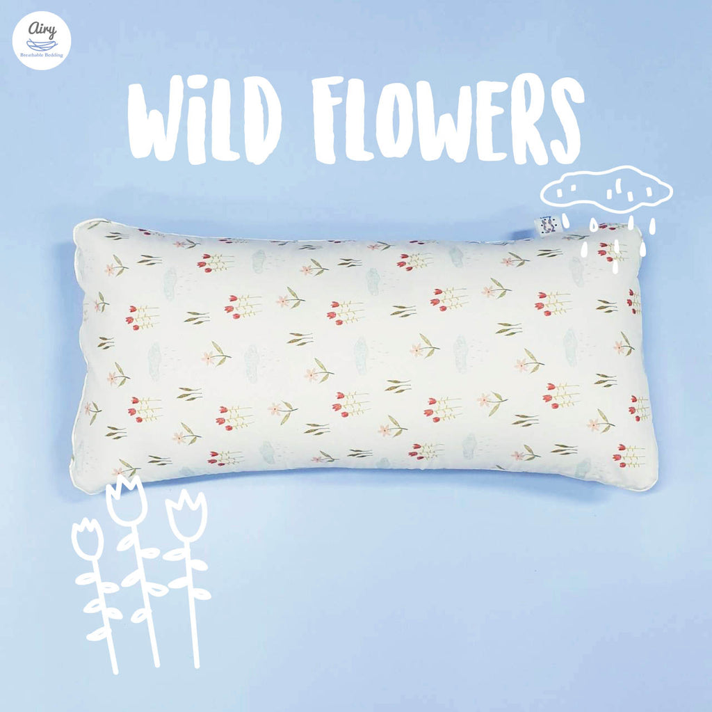 Airy Air Flow Toddler Pillow (1Y)