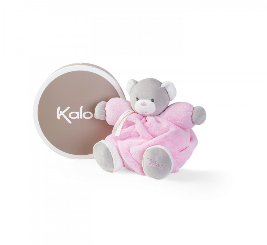 Kaloo Plume - Medium Chubby Pink Bear