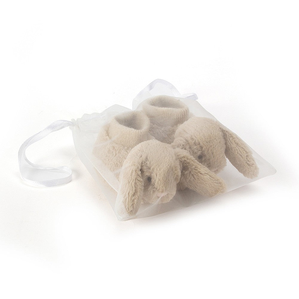 Jellycat Bashful Bunny Booties