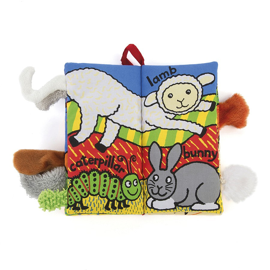 Jellycat Tails Pet Book