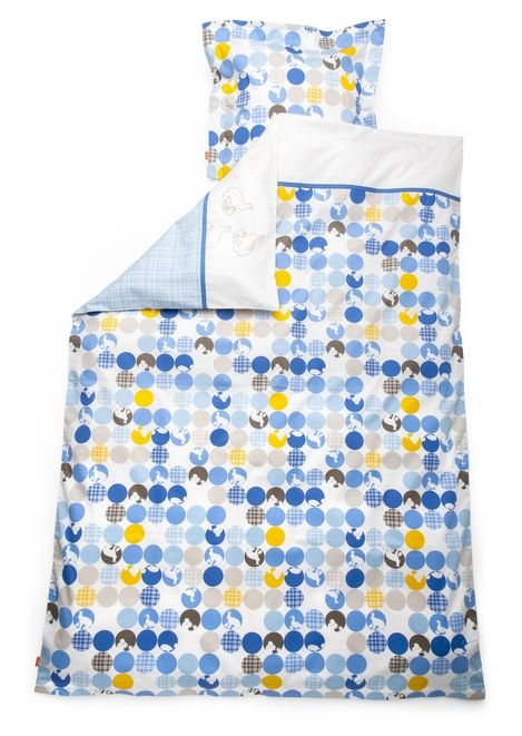 Stokke Sleepi Textiles Bed Linen 100*135+Pillow Case 40*60cm
