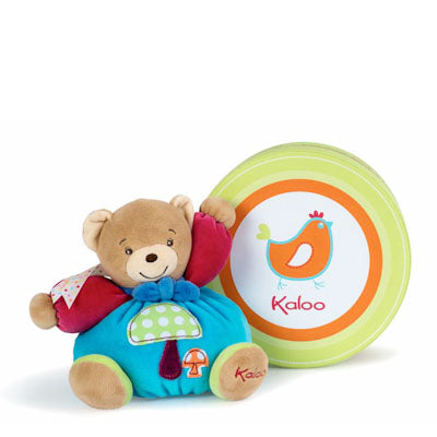 Kaloo Colours  - Small Bear Mushroom