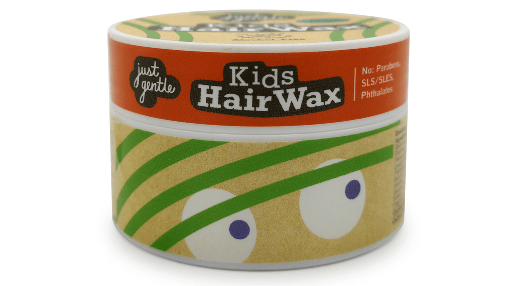 Just Gentle Kids Hair Wax (50g)