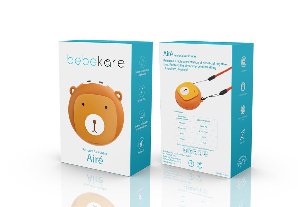 bebekare - Aire personal air purifier