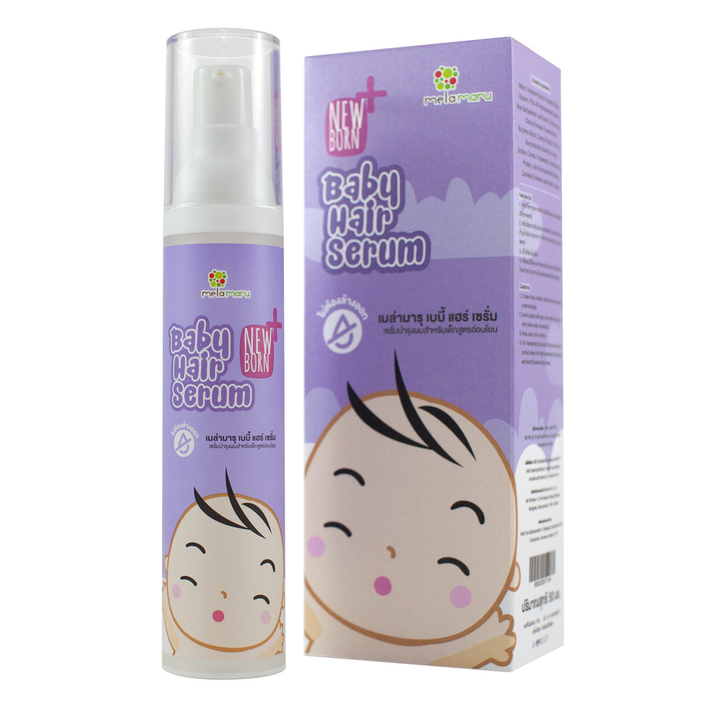 Melamaru Baby Hair Serum
