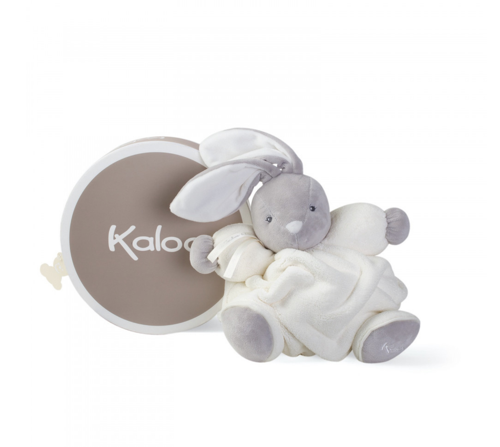 Kaloo Plume - Medium Chubby Cream Rabbit