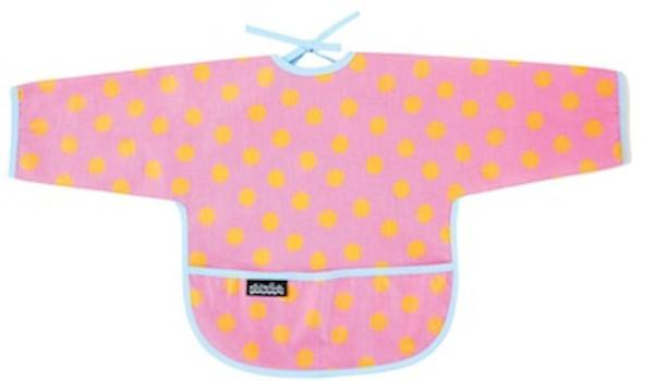 Mimi the Sardine Messy Baby Bib
