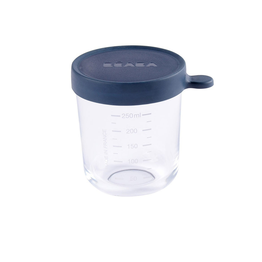 Beaba conservation jar in superior quality glass