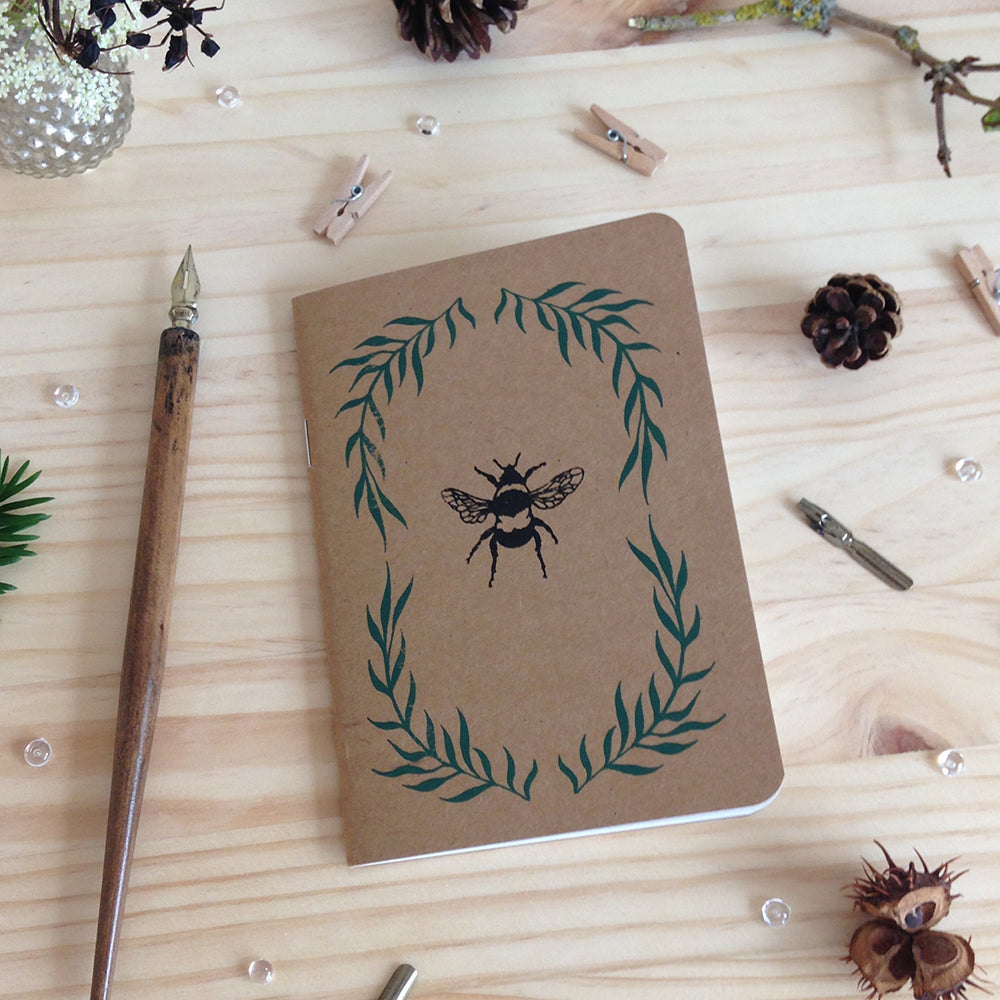 Bee Sketchbook by Katharina Illustration