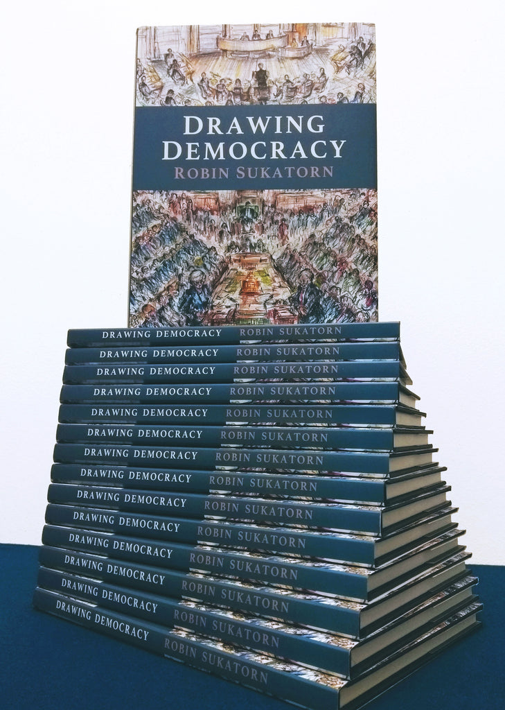 'Drawing Democracy' by Robin Sukatorn
