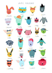 Hanna Melin 'Animal Friends'