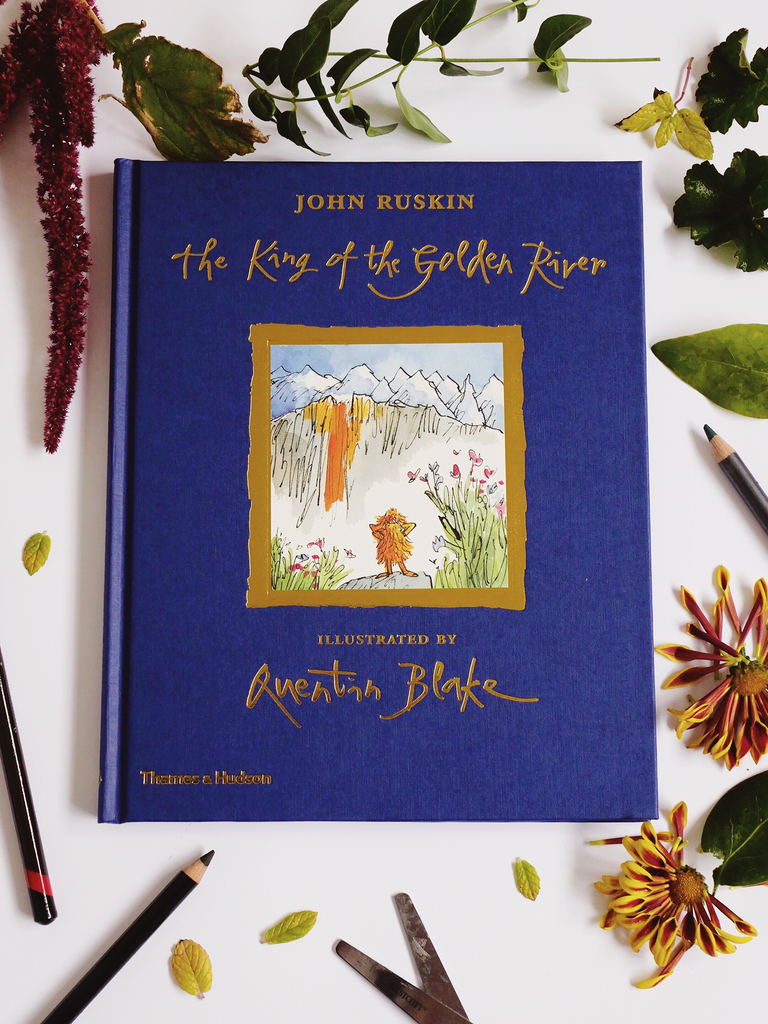 'King of The Golden River' by John Ruskin, Illustrated by Quentin Blake (2019)