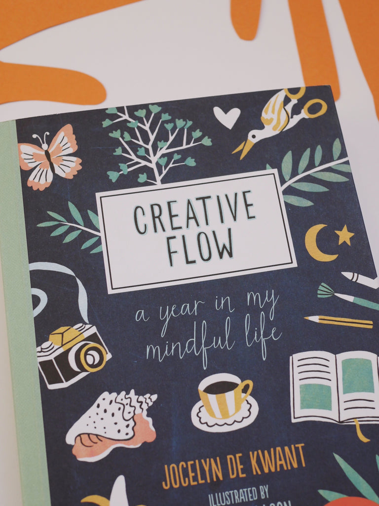 Creative Flow - Jocelyn de Kwant / *SECOND HAND BOOK*