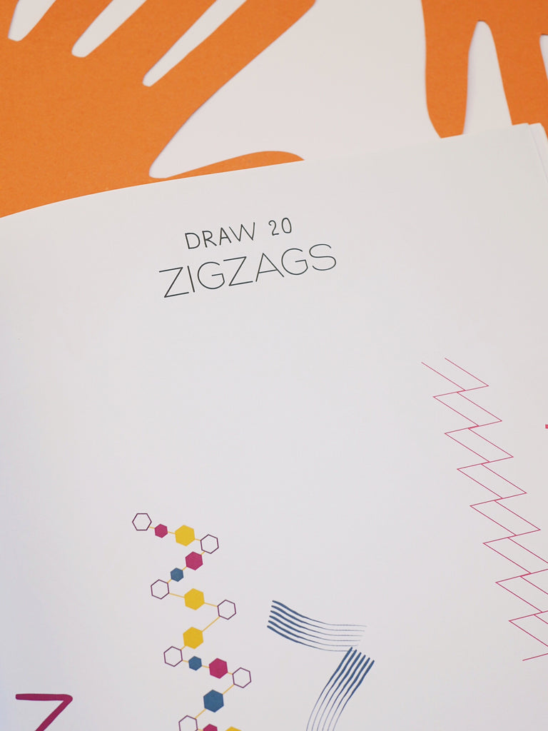 20 Ways to Draw a Doodle - Rachael Taylor / *SECOND HAND BOOK*