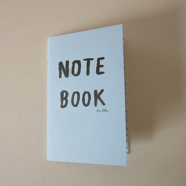 Note Book by Jean Jullien