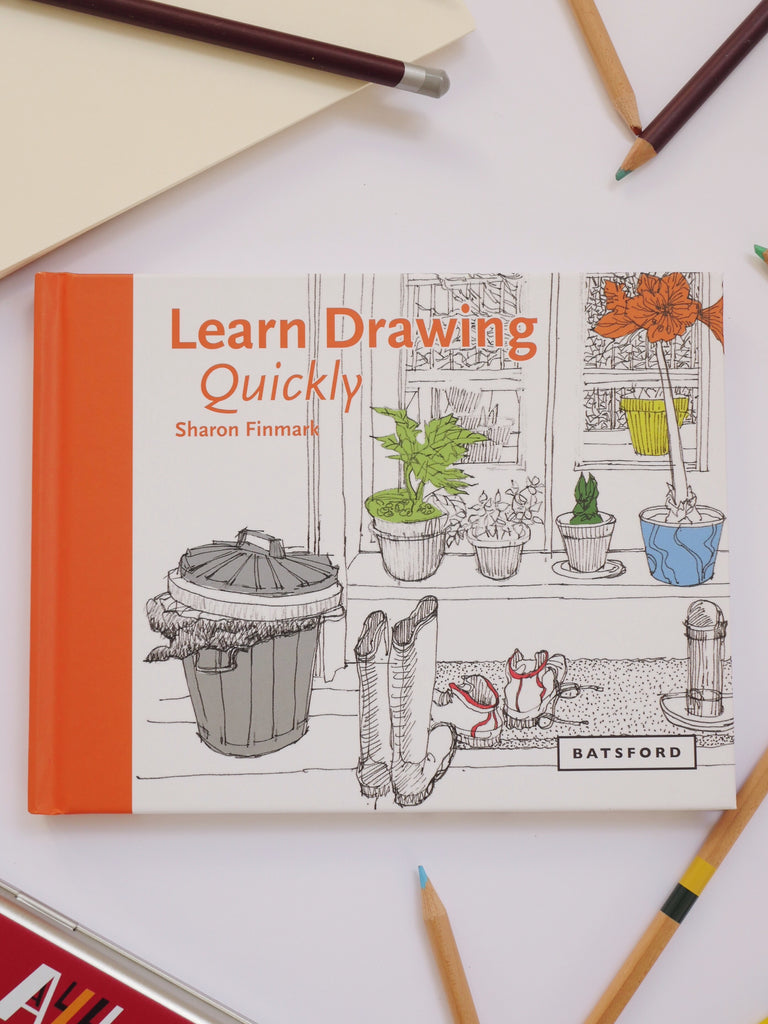 Learn Drawing Quickly - Sharon Finmark