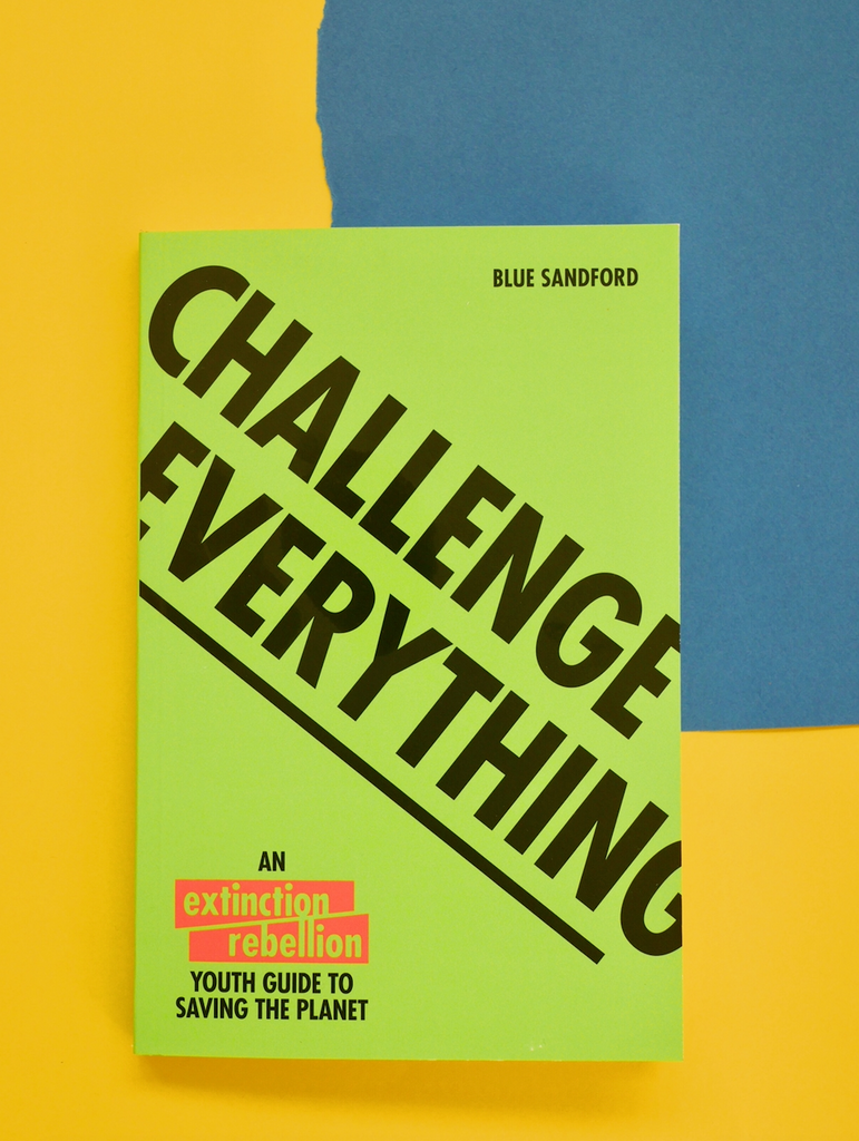 Challenge Everything - Blue Sandford