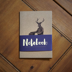 Stanley Notebook - Ben Rothery Illustration