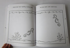 Doodle Zoo activity book