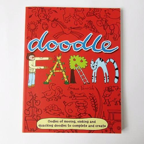 Doodle Farm activity book