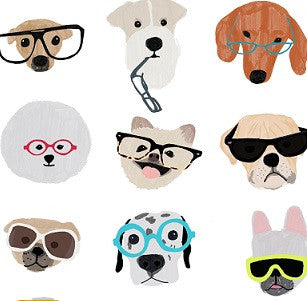 Hanna Melin Dogs With Glasses Big Draw Shop