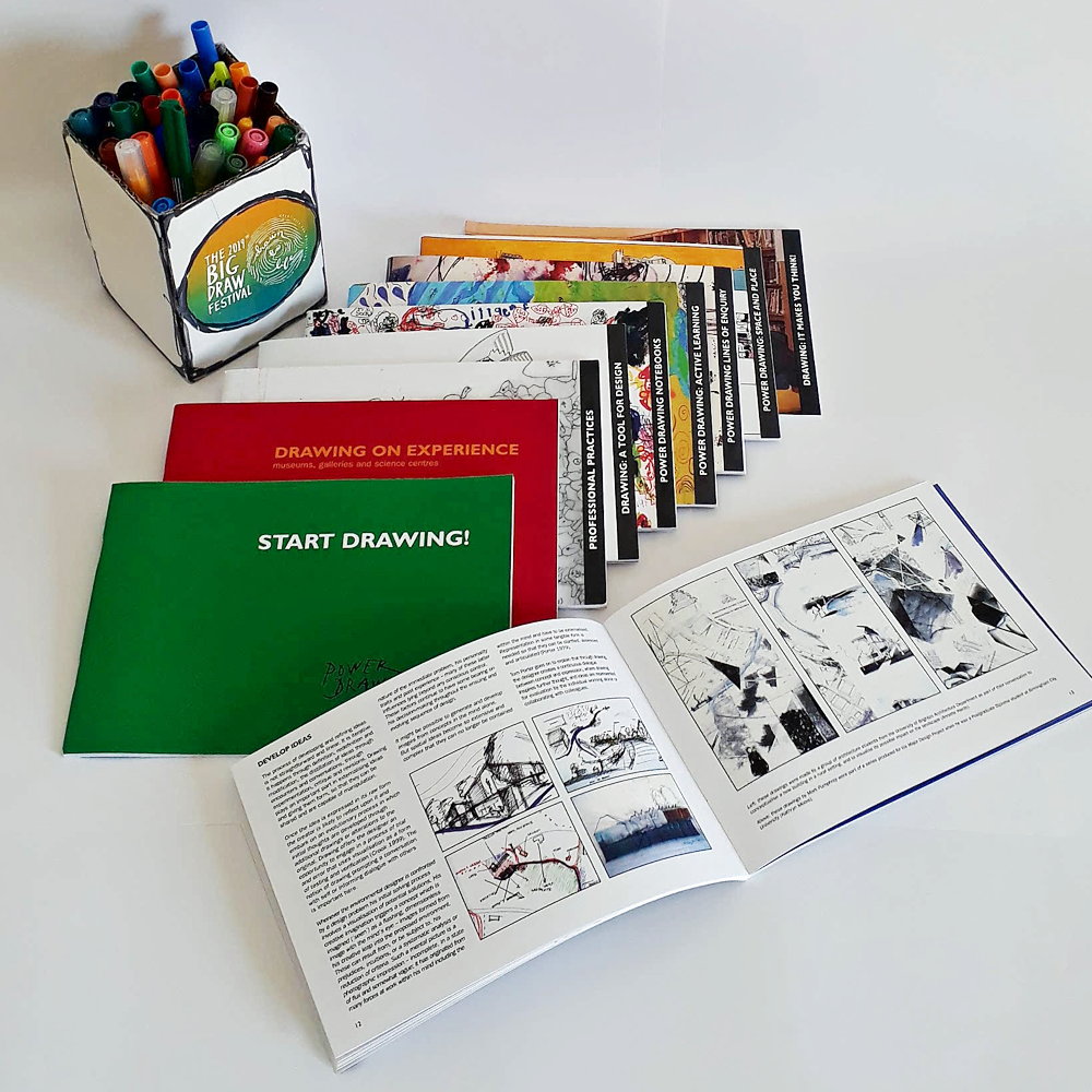 Power Drawing Books: The Full Set
