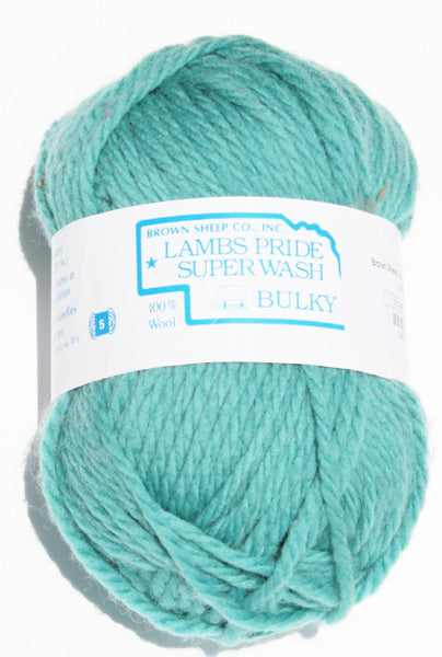 Brown Sheep Co. Lambs Pride Super Wash Bulky (DISCONTINUED)