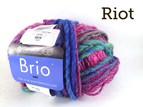 Berroco Brio (DISCONTINUED)