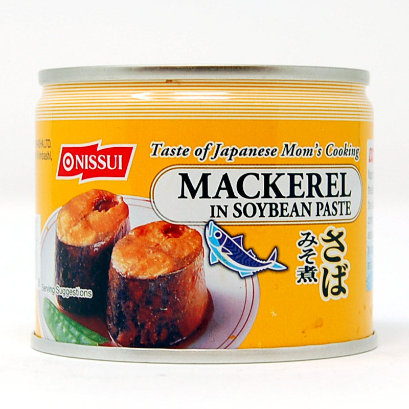 Mackerel  Soybeen