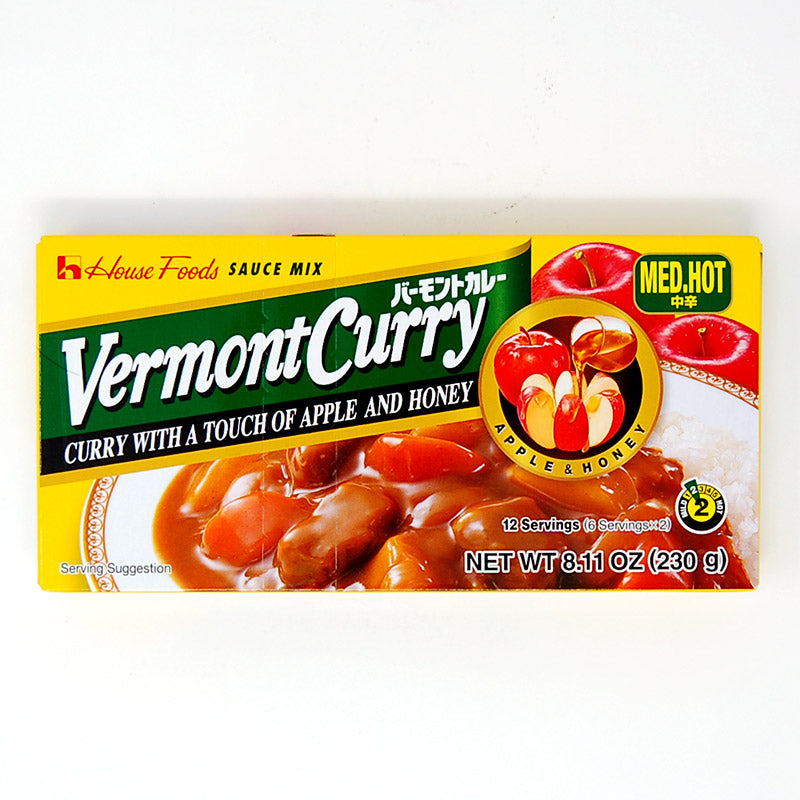 VERMONT CURRY MED HOT