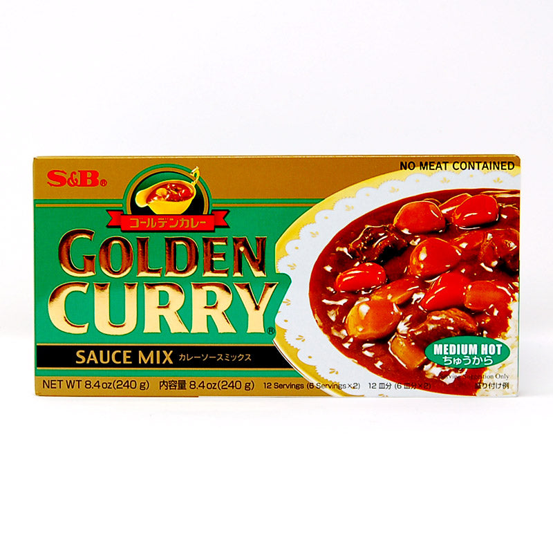 S&B Golden Curry M/H